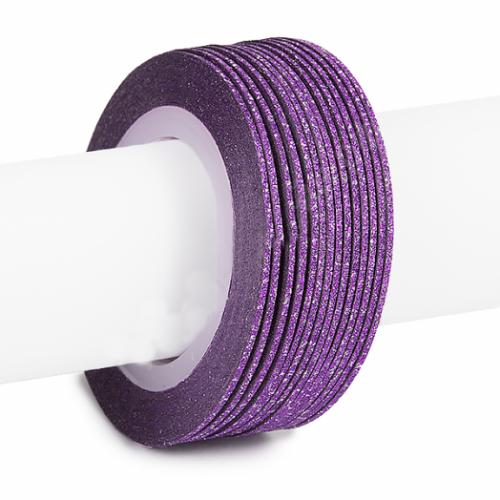 Лента для дизайна 1 мм Violet №4