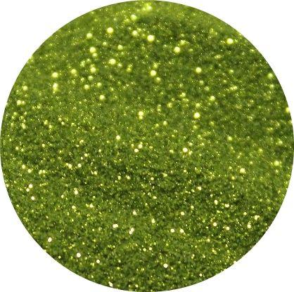 Зеркальный блеск  Royal весенний зеленый (19)