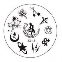 Диск для стемпинга JQ-12