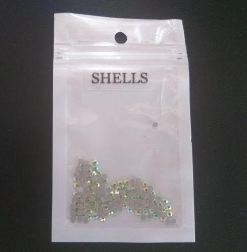 Стразы кристалл AB SHELLS ss8 144 шт.