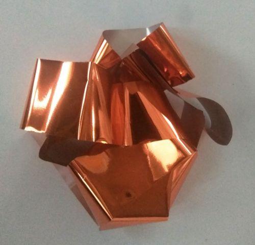 Фольга для литья и кракелюра Royal (41) бронза глянец